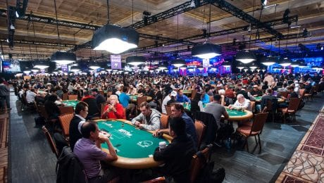 WSOP Main Event - Heidorn, Ensan and Co. continue on course