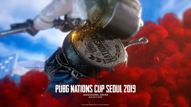 E-Sports: PUBG Nations Cup Team Fixed