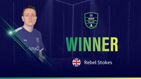 Stokes wins FIFA 19 Global Series Playoffs against Tekkz