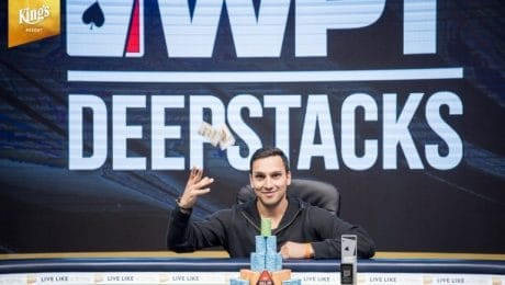 Sasa Lalos and Pius Heinz share the WPTDS High Roller