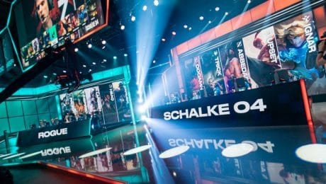 Half time in the LEC: Schalke on playoff course, SK weakens