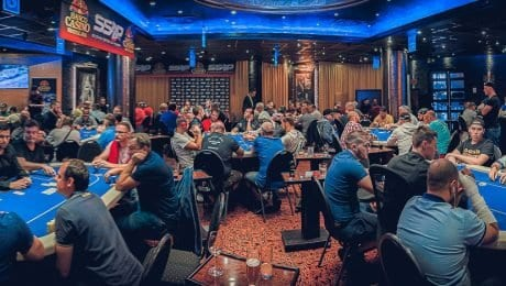 Already over €160,000 in the prize pool at the SSOP Main Event!