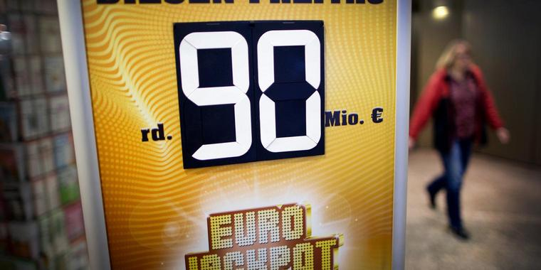 90 million Euro: Eurojackpot cracked - in Finland