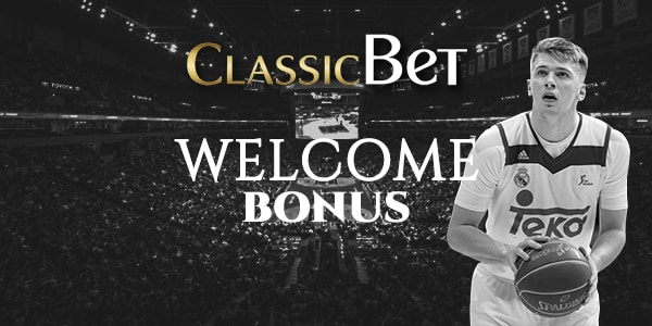 classicbet sports welcome bonus