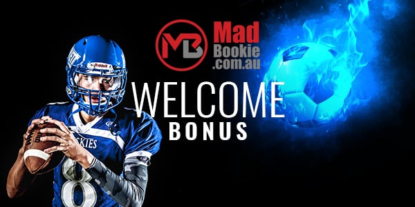 madbookie sports welcome bonus