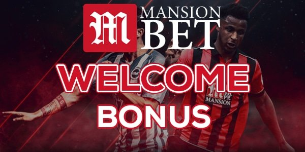 Welcome Bonus MansionBet