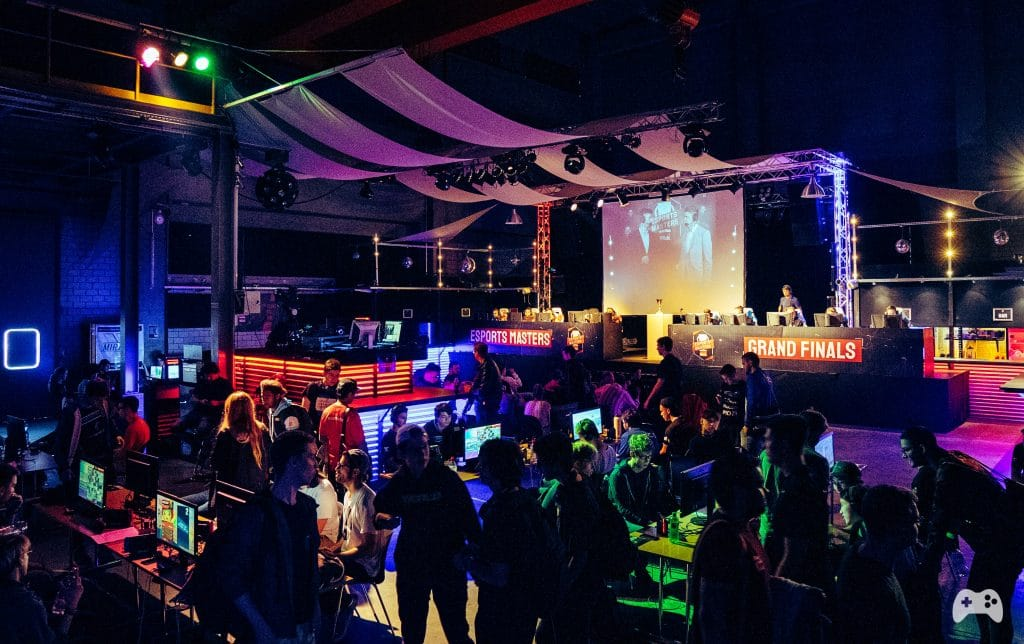 At Blick Esports Masters Cup 10'000 francs prize money was fought for