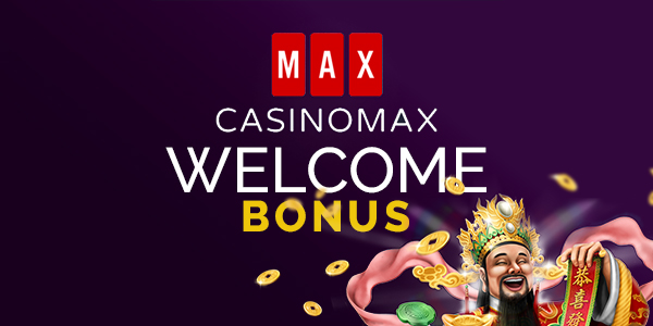 casinomax welcome bonus