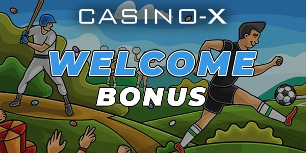 casino x sports welcome bonus