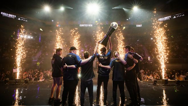 eUnited wins CoD World League