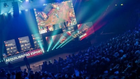 Euronics Gaming reaches ESL Championship final games