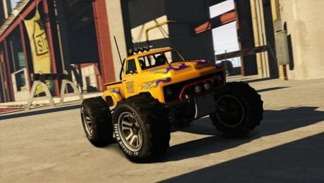 New content for players from GTA Online
