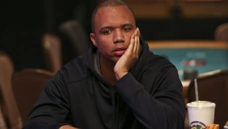Ivey's Return to the TV Highstakes Tables