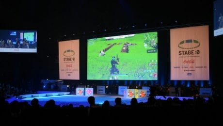 E-Sport is becoming increasingly popular in Japan