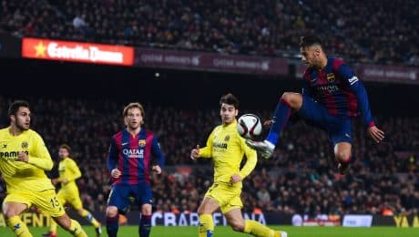 Is Barcelona showing a different face?