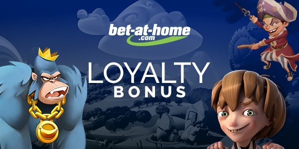 bet-at-home.com Casino Loyalty Bonus