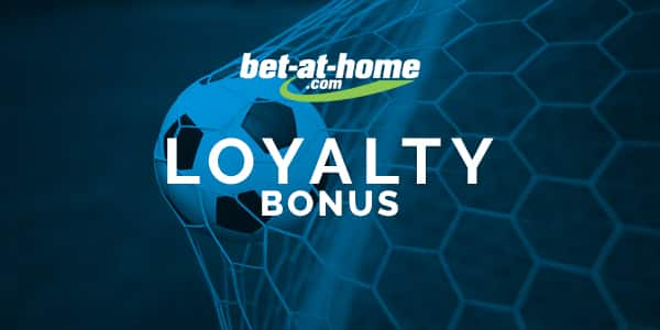 bet-at-home.com Sports Loyalty Bonus