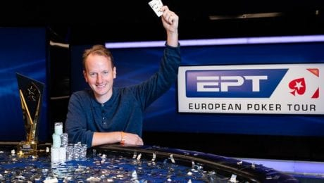 Poker: Swede wins record main event