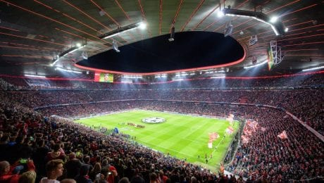 Munich receives Champions League final 2022