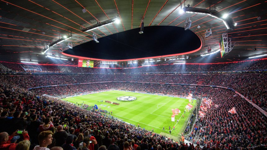 Munich receives CL final 2022