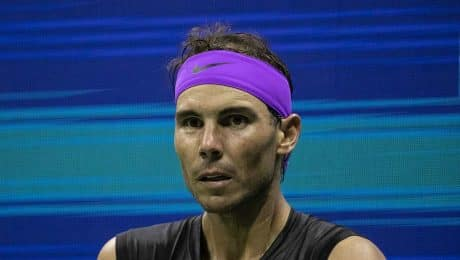 Nadal has to pass the Laver Cup because of a hand injury