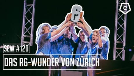 The Rainbow 6 miracle at the ZGS 2019