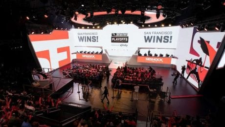 Vancouver and San Francisco in the final of the Overwatch League