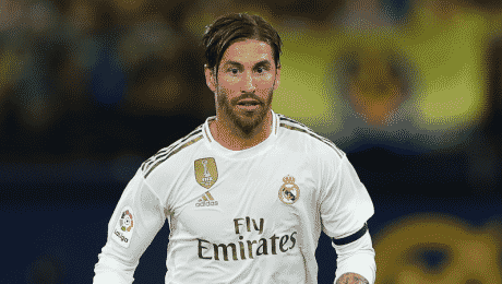 Real Madrid - Sergio Ramos: Contract extension?