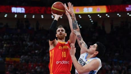 Spain for the second time basketball world champion
