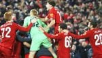 Arsenal fails in Ligacup at Liverpool