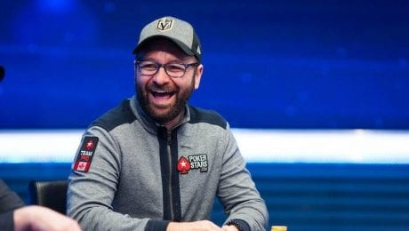 WSOPE in King's - Daniel Negreanu now favourite in POY race