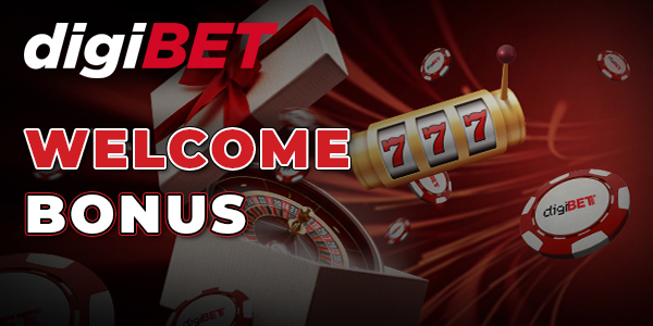 digibet casino welcome bonus
