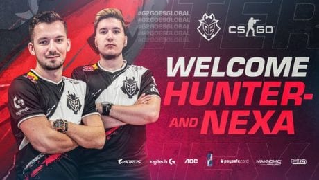 E-Sports: CS:GO: #G2GoesGlobal
