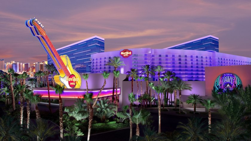 Is the Hard Rock Casino & Hotel returning to Las Vegas?