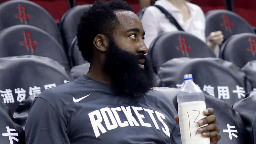 NBA star Harden apologizes after China dispute