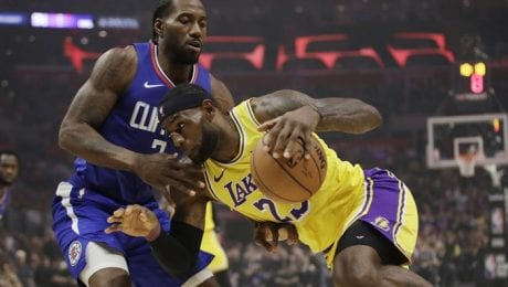 NBA News - Lakers start with defeat