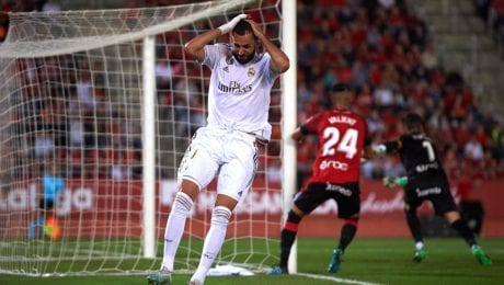 Real Madrid lose out on top of Majorca table