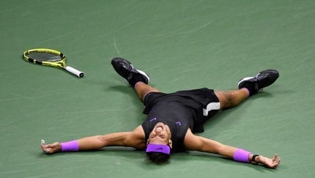 Rafael Nadal beats Daniil Medvedev in US Open Final