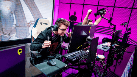 E-Sports: The playoffs of the PlayIn-Stage