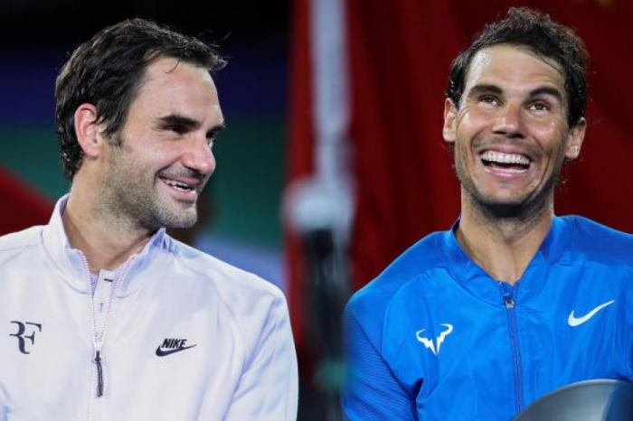 "Roger Federer: ""Rafael Nadal can hurt anyone on any surface"""