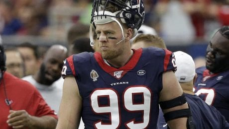 Season off for NFL-Star Watt: