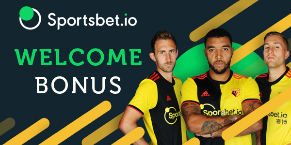 Sportsbet.io Sports Welcome Bonus