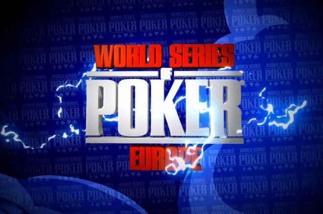 World Series of Poker Europe: Espen Sandvik wins Event 5