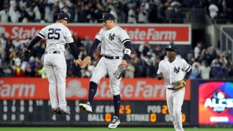 MLB: Yankees hit back against Astros