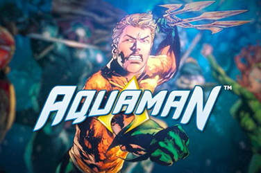 Aquaman Slot Playtech