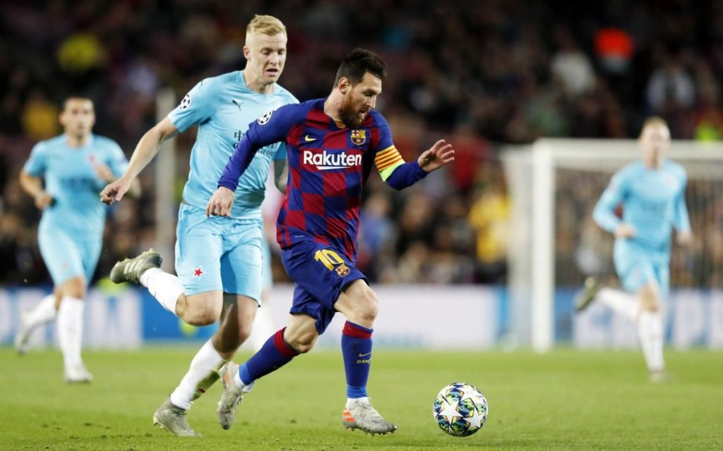 Arrogance accusation against Barca