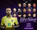 Football stars Neymar and Gabriel Jesus play Counter-Strike with FURIA