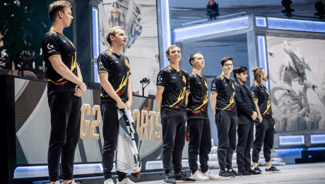 E-Sport News: G2 eSports is in Worlds Final