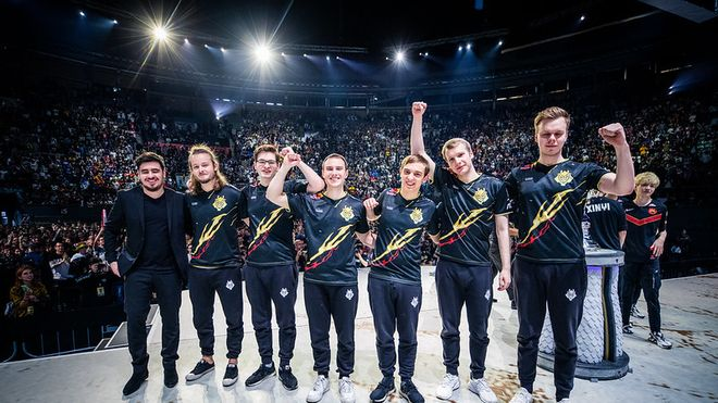 E-Sport News: G2 Esports is Team of the Year
