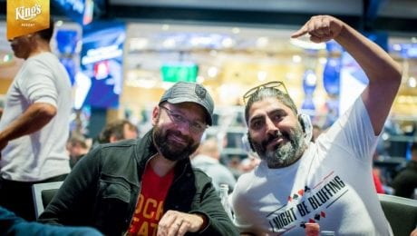 WSOPE: 313 players in the race for the Colossus Bracelet at King's Resort